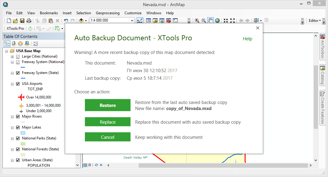 Dozen things you cannot do in ArcGIS without XTools Pro