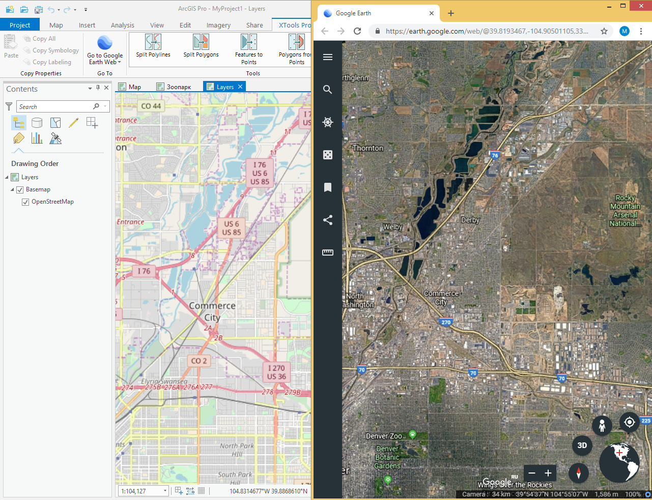 google earth for windows 10 pro